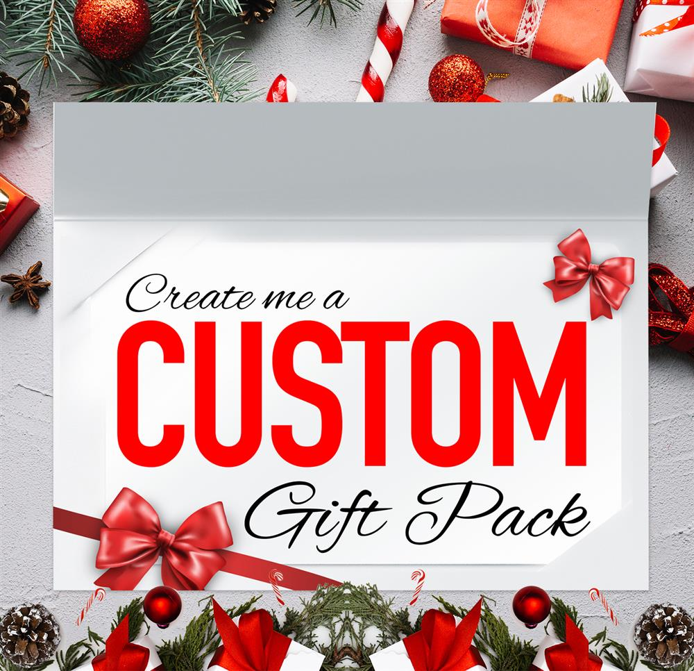 Custom options for a uniquely memorable gifts